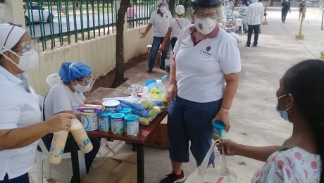 Resumen del mes de mayo de las actividades de ARCORES Venezuela